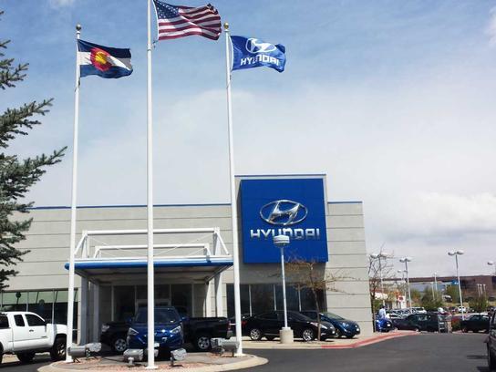 Phil Long Hyundai >> Phil Long Hyundai Of Chapel Hills Colorado Springs Co 80920 Car