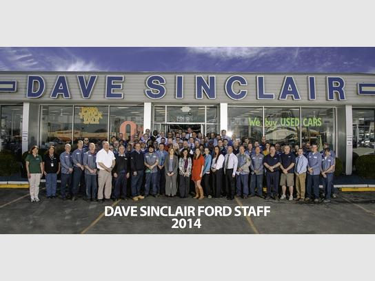 Dave Sinclair Ford Saint Louis Mo 63125 Car Dealership And Auto