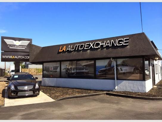 La Auto Exchange >> La Auto Exchange Montebello Ca 90640 Car Dealership And