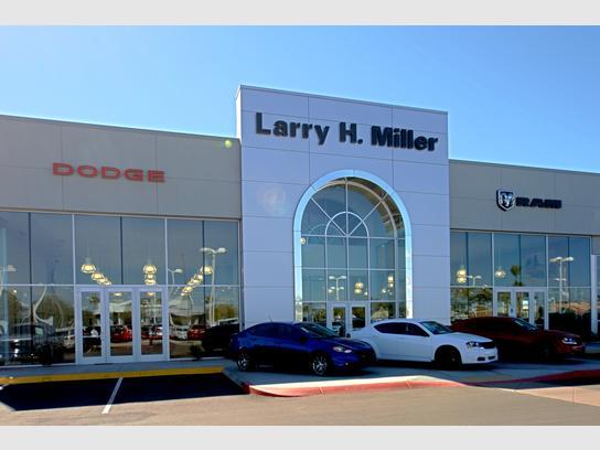Larry H Miller Dodge >> Larry H Miller Dodge Ram Peoria Peoria Az 85382 Car Dealership