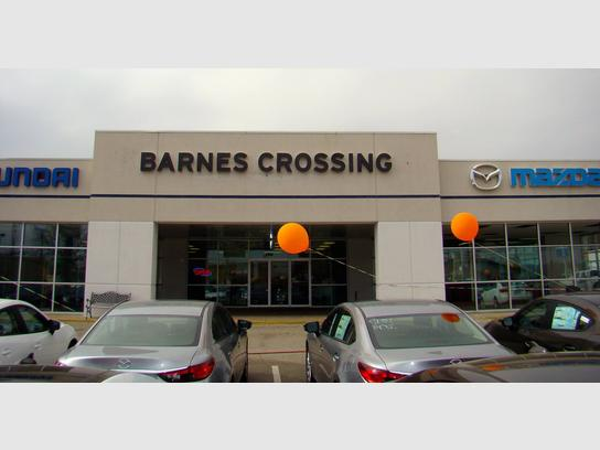 Barnes Crossing Hyundai Mazda Tupelo Ms 38804 Car Dealership And