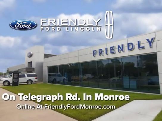 Friendly Ford Monroe Mi >> Friendly Ford Lincoln Monroe Mi 48162 Car Dealership