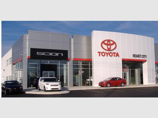 Heart City Toyota >> Heart City Toyota Scion Elkhart In 46514 Car Dealership And Auto