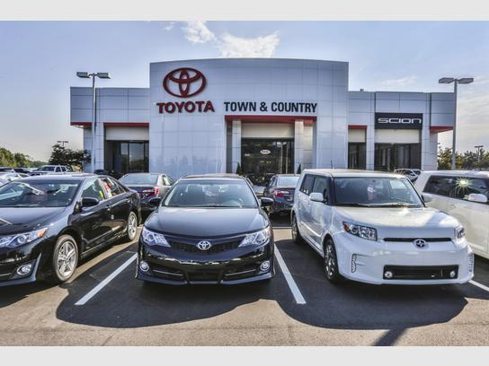Town And Country Toyota >> Town Country Toyota Charlotte Nc 28273 Car Dealership And Auto
