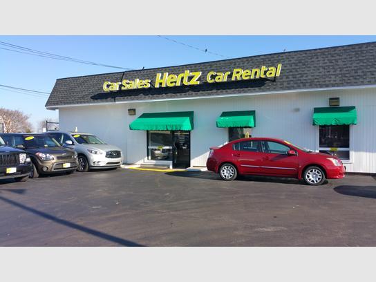 Hertz Car Sales Richmond Richmond Va 23230 Car Dealership And