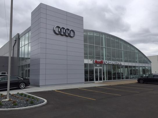 Audi Orland Park Tinley Park Il 60477 Car Dealership And Auto