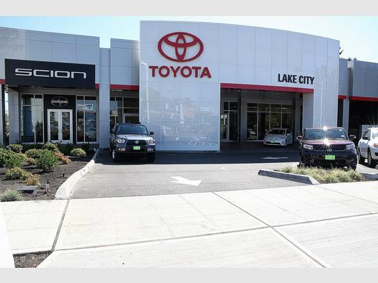 Toyota Lake City
