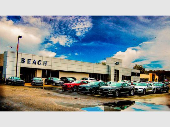 Beach Automotive Group