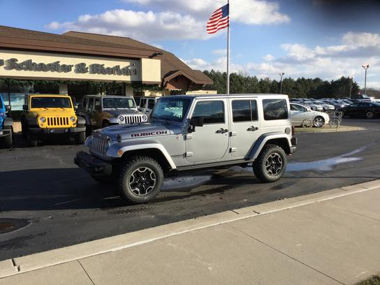 schaefer bierlein chrysler dodge jeep inc frankenmuth mi 48734 car dealership and auto financing autotrader autotrader