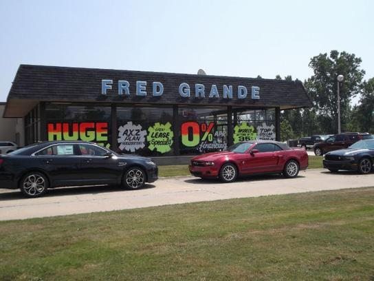 Fred Grande Ford Sales, Inc.