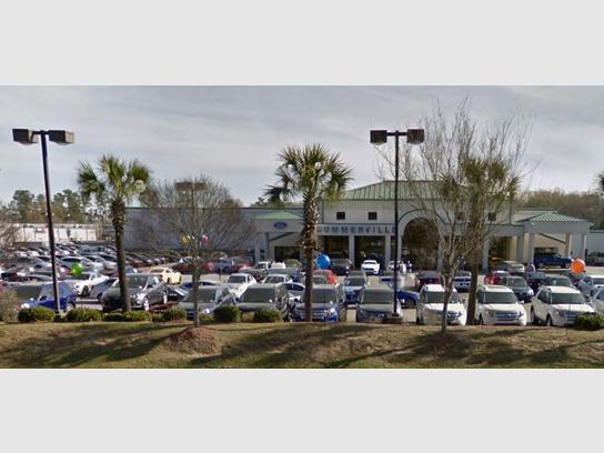 Car Dealerships In Summerville Sc >> Summerville Ford Summerville Sc 29483 Car Dealership