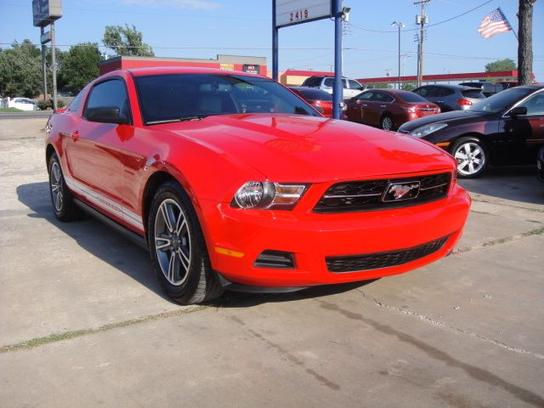Used 2001 Ford Mustang Coupe
