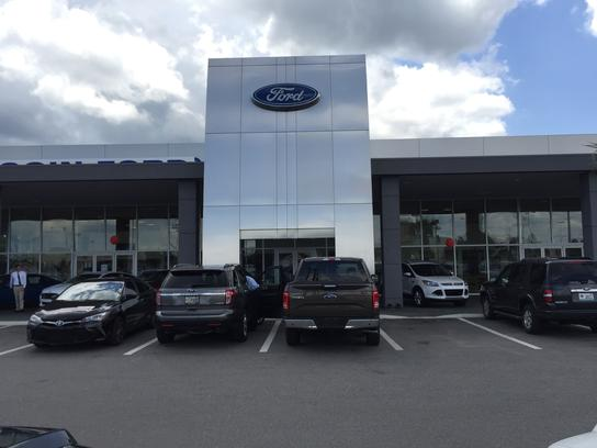Car Dealerships In Jacksonville Fl >> Coggin Ford Jacksonville Fl 32225 Car Dealership And