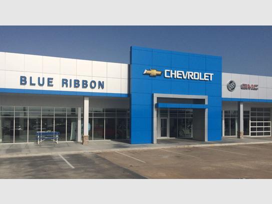 Blue Ribbon Chevrolet Buick Gmc Sallisaw Ok 74955 Car Dealership