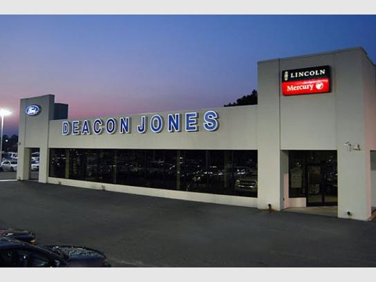 Deacon Jones Goldsboro Nc >> Deacon Jones Ford Lincoln Goldsboro Nc 27534 Car Dealership And