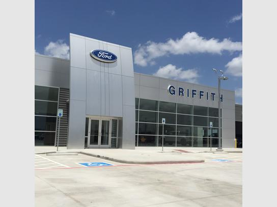 Griffith Ford of San Marcos
