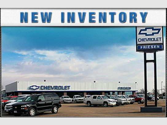 Friesen Chevrolet Inc