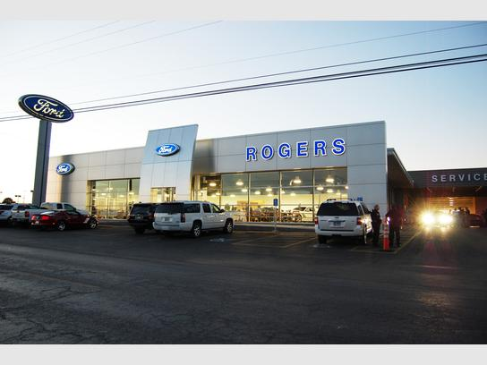 Rogers Ford Lincoln Inc