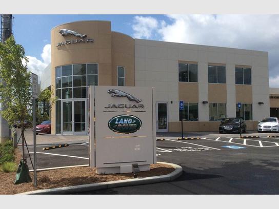 Hennessy Jaguar Land Rover Buckhead Atlanta Ga 30305 Car