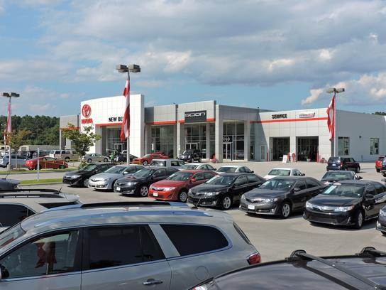 Toyota Of New Bern >> Toyota Of New Bern New Bern Nc 28560 Car Dealership And Auto