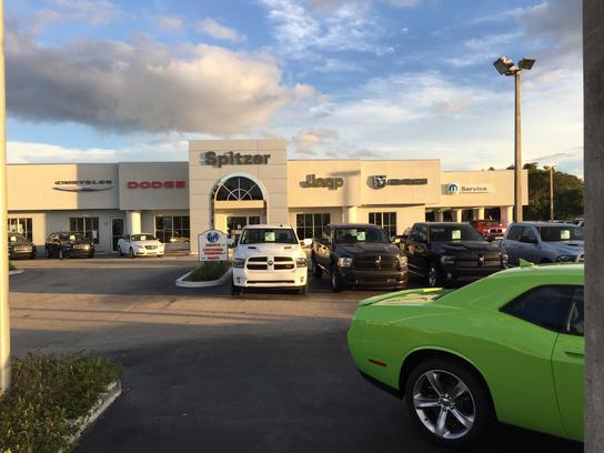 Spitzer Chrysler Dodge Jeep Ram Homestead