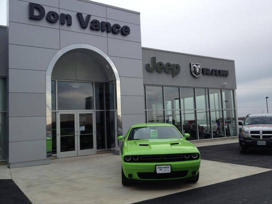 Don Vance Dodge >> Don Vance Chrysler Dodge Jeep Ram Marshfield Mo 65706