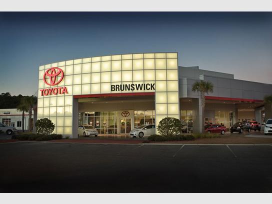 Car Dealerships Brunswick Ga >> I 95 Toyota Scion Brunswick Ga 31525 Car Dealership