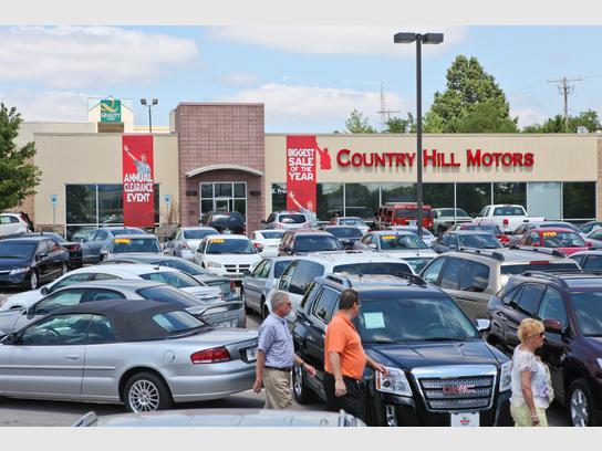 Country Hill Motors - Merriam