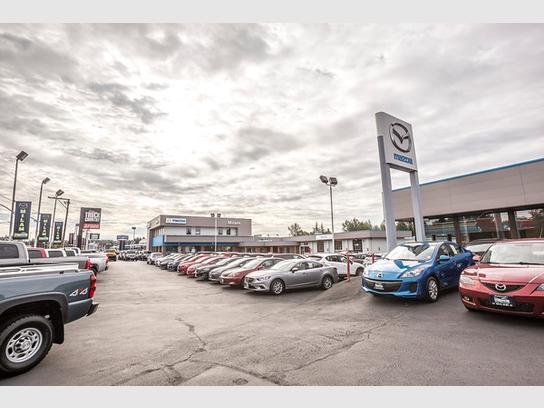 Milam Mazda Truck Country Puyallup Wa 98371 Car Dealership And