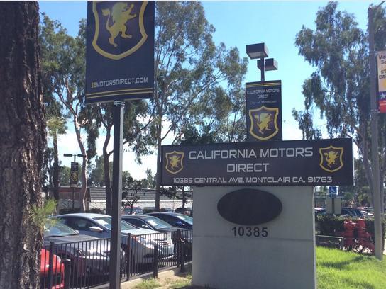 California Motors Direct Montclair
