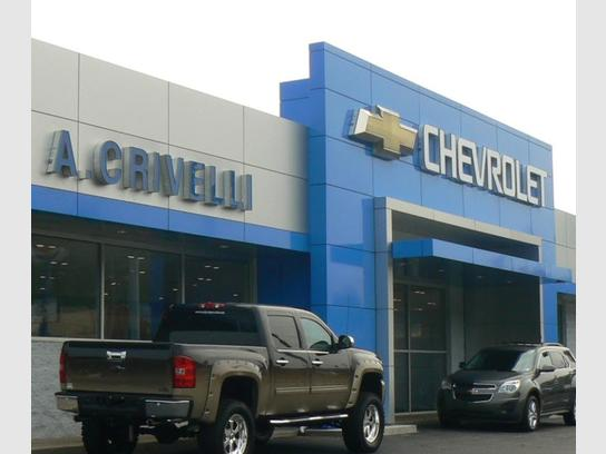 A Crivelli Chevrolet
