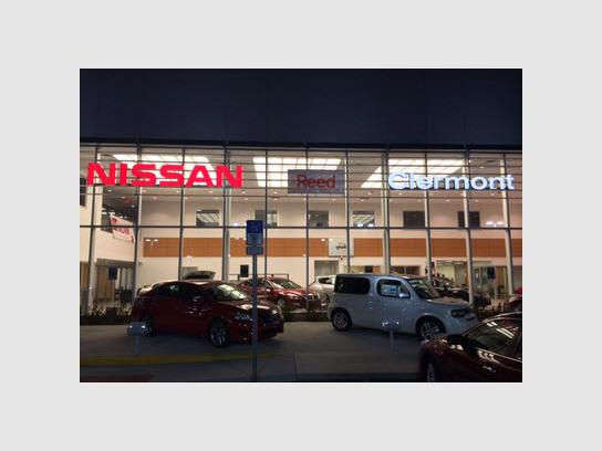 Reed Nissan Clermont Clermont Fl 34711 Car Dealership And Auto