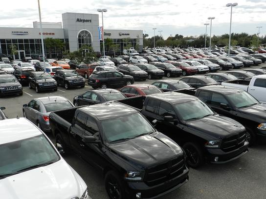 Airport Chrysler Dodge Jeep RAM (OPEN 7 DAYS)