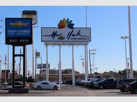 Mac Haik Chevrolet Houston Tx 77079 Car Dealership And Auto