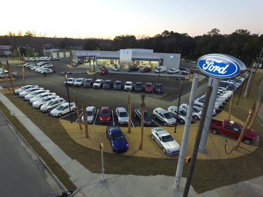Mike Burch Ford Blackshear Blackshear Ga 31516 Car Dealership