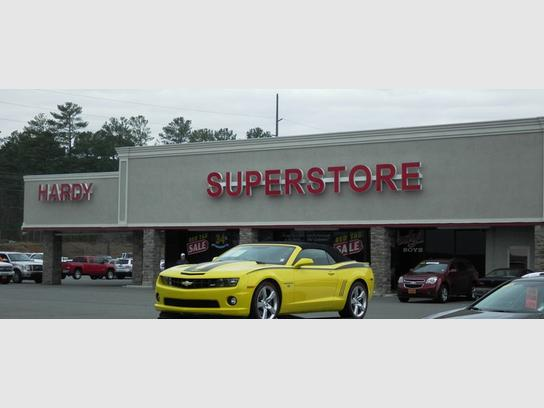 Hardy Superstore