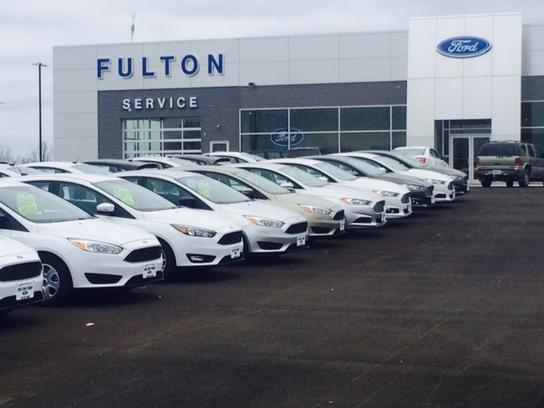 Fulton Ford Fulton Mo 65251 Car Dealership And Auto Financing