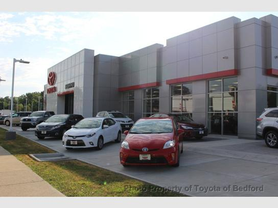 Toyota Of Bedford Bedford Oh 44146 Car Dealership And Auto