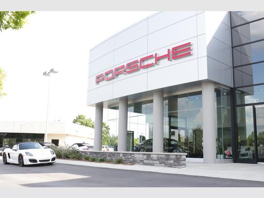 Leith Porsche