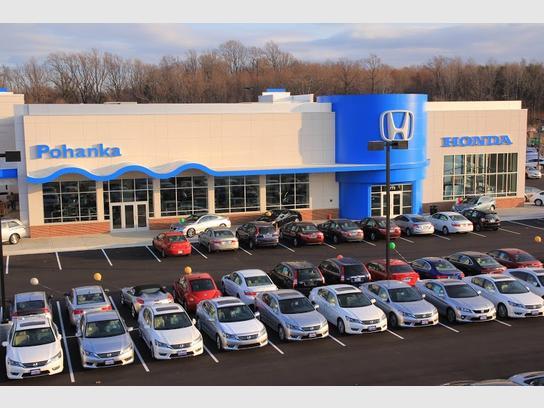 Pohanka Honda Capitol Heights Md 20743 Car Dealership And Auto