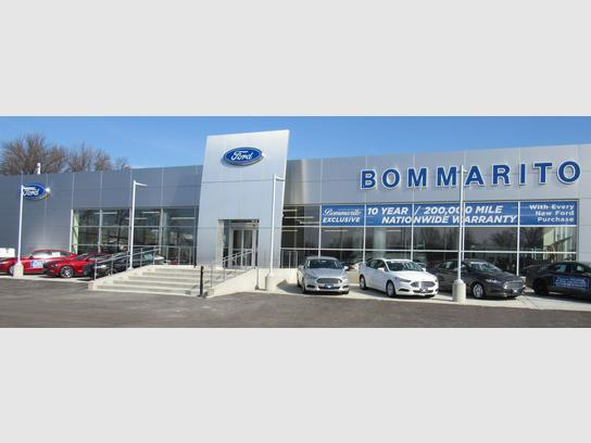 Bommarito Ford Superstore
