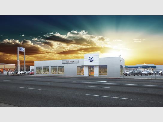 Vw Van Nuys >> Volkswagen Of Van Nuys Van Nuys Ca 91401 Car Dealership And Auto