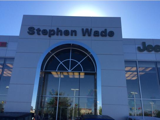 Stephen Wade Dodge >> Stephen Wade Chrysler Jeep Dodge Saint George Ut 84770