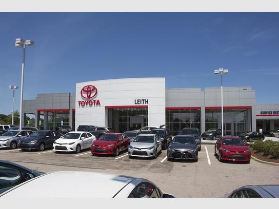 Leith Toyota. Text Dealer AnonymouslyCall DealerDealer Website