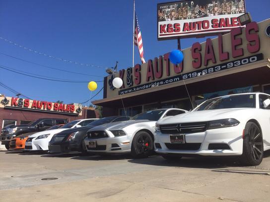 K And S Auto >> K S Auto Sales Inc San Diego Ca 92103 Car Dealership And Auto
