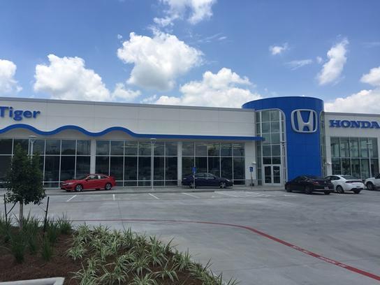 Honda Dealerships In Louisiana >> Tiger Honda Of Gonzalez Gonzales La 70737 Car Dealership And