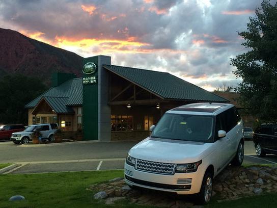 Land Rover Roaring Fork