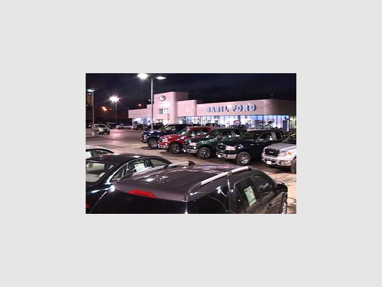 Basil Ford Buffalo New and Used Cars