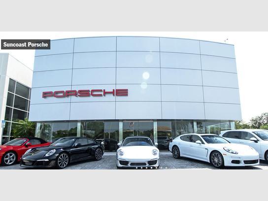Certified 2016 Porsche Cayenne