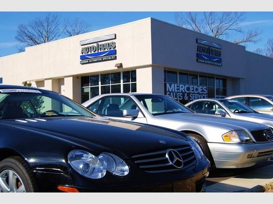 Auto Haus Specialist in Mercedes Cars